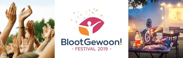 NFN stelt voor : BLOOTGEWOON! Festival op FLEVO-NATUUR. @ Flevo Natuur